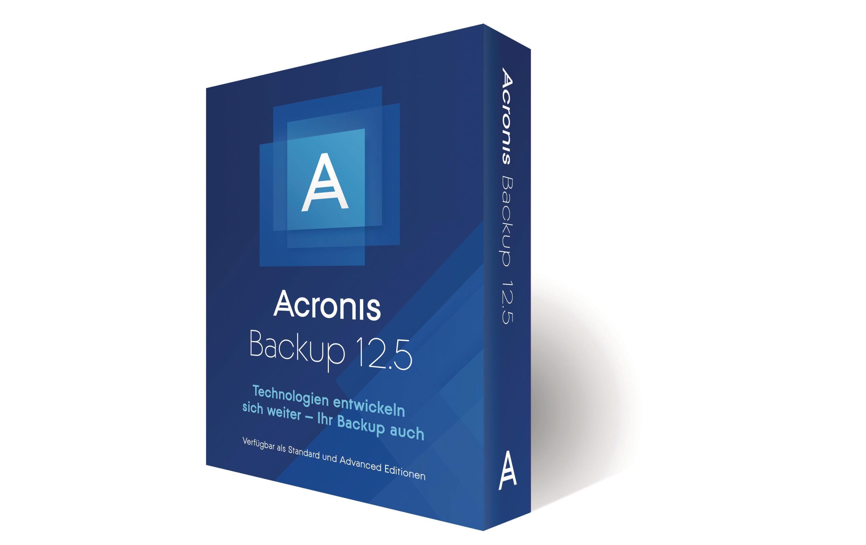 Image of Acronis Betriebssystem »Acronis Backup Advanced Server Box«