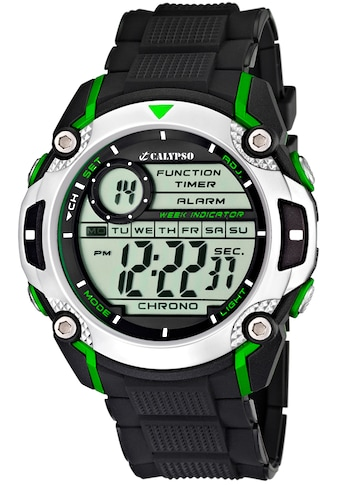 CALYPSO WATCHES Chronograph »Digital For Man, K5577/3« kaufen