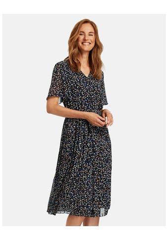 GERRY WEBER Druckkleid »Kleid mit Milles Fleus Dessin« kaufen