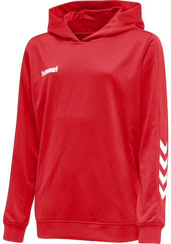 hummel Kapuzensweatshirt »hmlPROMO POLY HOODIE« kaufen