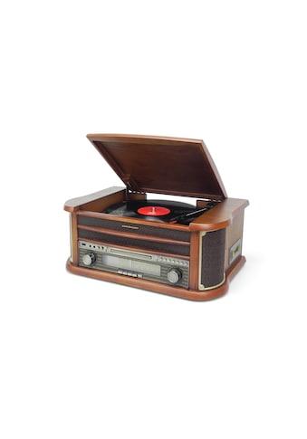 Stereoanlage, soundmaster, »NR540 Braun Mehrfarbig« kaufen
