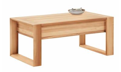 Premium collection by Home affaire Couchtisch »Livingston«, Tischplatte höhenverstellbar kaufen