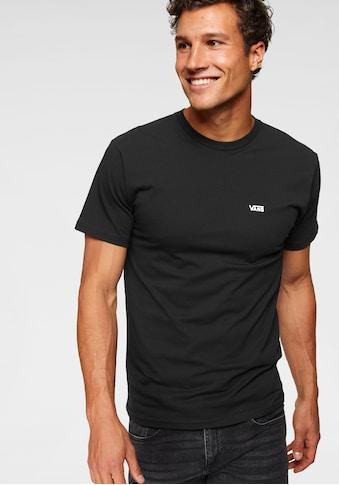 Vans T-Shirt »LEFT CHEST LOGO TEE« kaufen