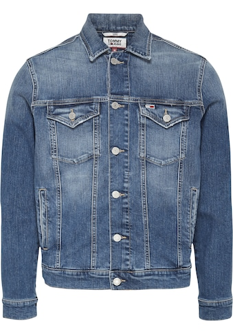 TOMMY JEANS Jeansjacke »REGULAR TRUCKER JACKET« kaufen