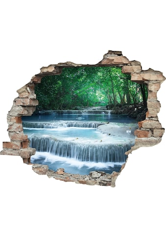 queence Wandtattoo »Fluss« (1 Stück) kaufen