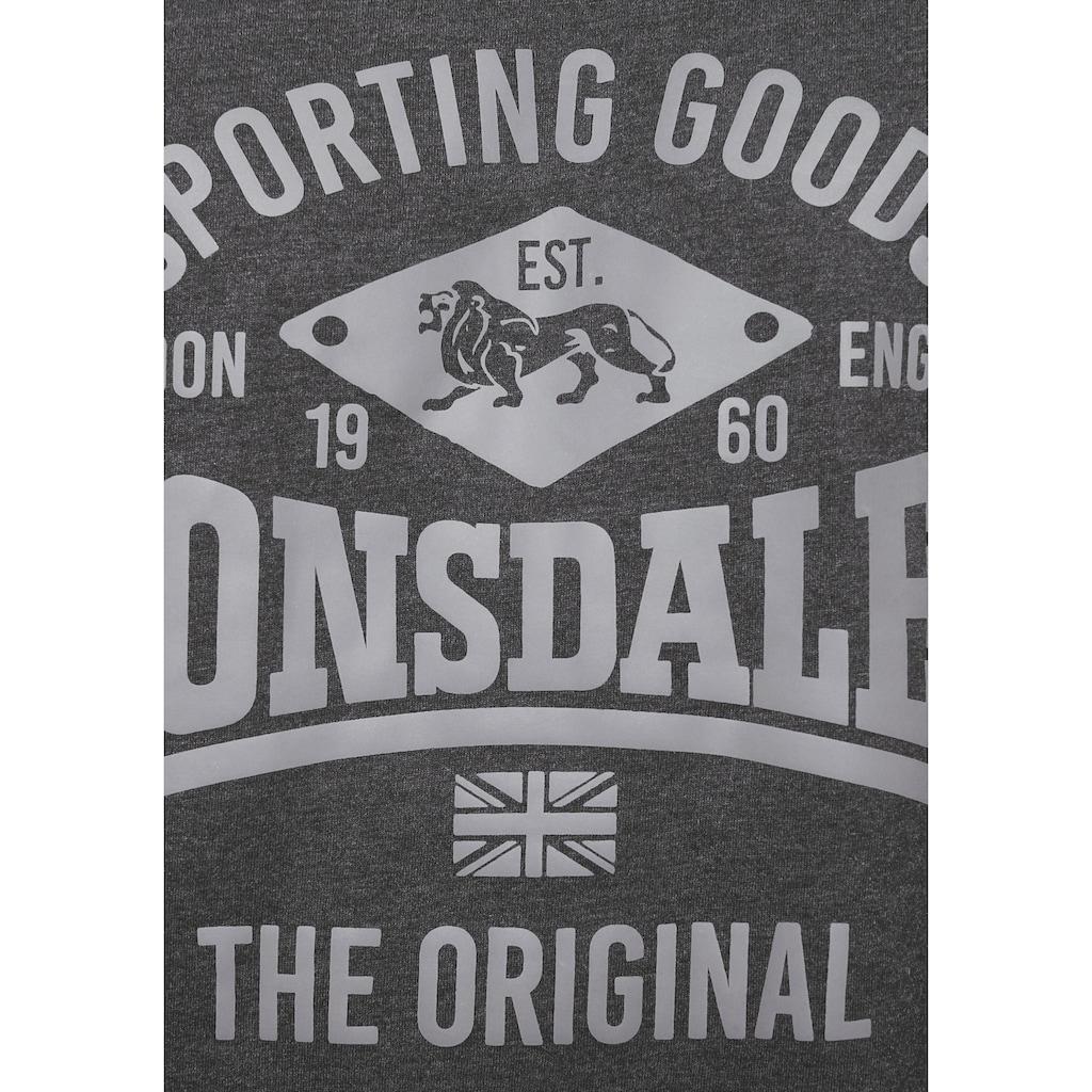 Lonsdale Tanktop »PILTON«