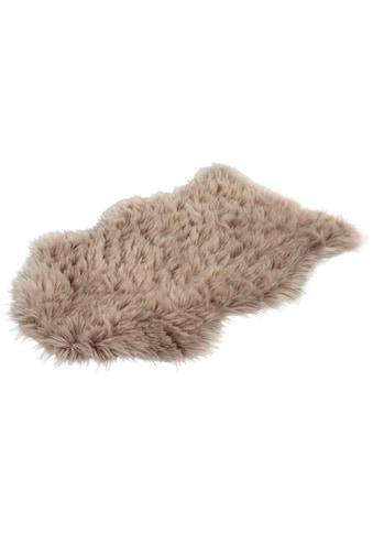LALEE Hochflor-Teppich »Softa 800«, fellförmig, 52 mm Höhe, besonders weich durch... kaufen