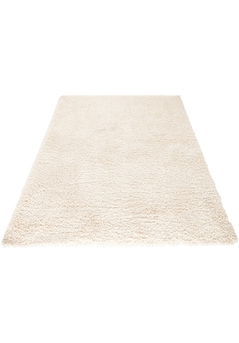 MINT RUGS Hochflor-Teppich »Venice«, rechteckig, 45 mm Höhe, melierte Optik, Wohnzimmer kaufen