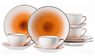 "Ritzenhoff & Breker Kaffeeservice ""COSMO"" (12 - tlg.), Porzellan kaufen"