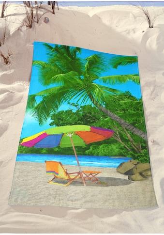 Strandtuch »Palms« kaufen