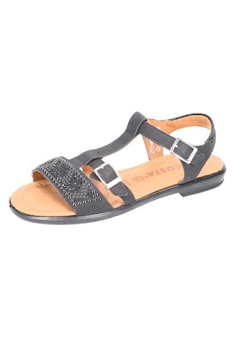 Ricosta Sandale »BELLA«, mit glänzenden Steinchen kaufen