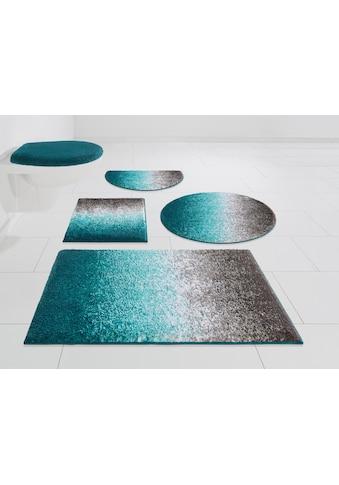my home Badematte »Elif«, Höhe 15 mm, rutschhemmend beschichtet kaufen