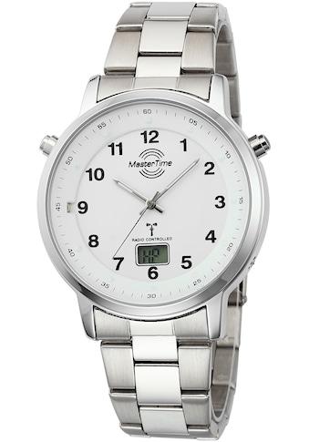 MASTER TIME Funkuhr »Specialist, MTGA-10696-22M« kaufen