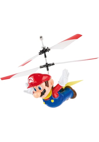 "Carrera® RC - Helikopter ""Carrera® RC Flieger Super Mario™, Flying Cape Mario™"" kaufen"