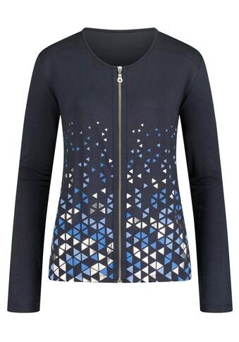 Ambria Shirtjacke mit grafischem Muster kaufen