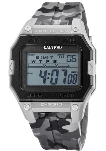 CALYPSO WATCHES Digitaluhr »X-Trem, K5810/1« kaufen
