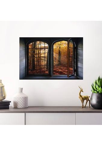 queence Wandsticker »Herbsttag« kaufen