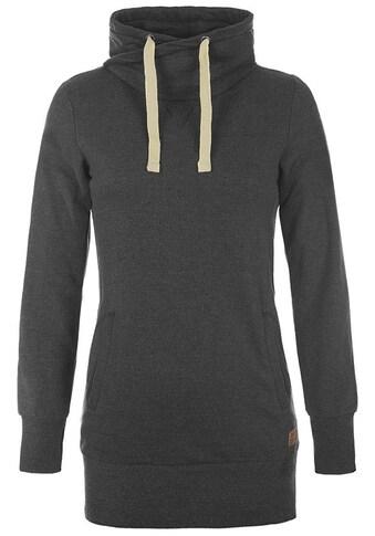 Blendshe Sweatshirt »Jannika«, Pullover lang geschnitten kaufen