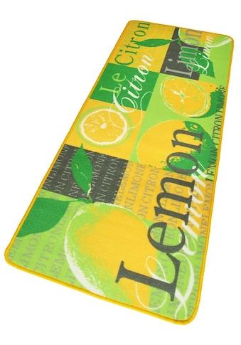 Küchenläufer, »Lemon«, HANSE Home, rechteckig, Höhe 8 mm, maschinell getuftet kaufen