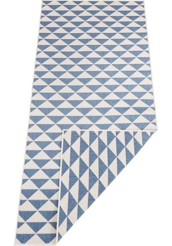bougari Läufer »Tahiti«, rechteckig, 5 mm Höhe, In- und Outdoor geeignet, Wendeteppich kaufen