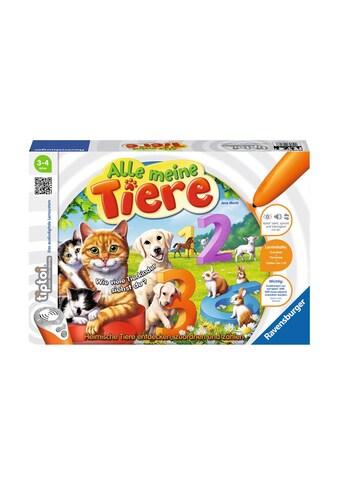 Spiel, Tiptoi, »Alle meine Tiere« kaufen