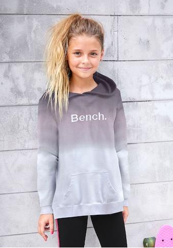 Bench. Kapuzensweatshirt, mit Logo-Stickerei kaufen