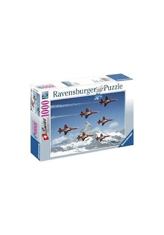 Ravensburger Puzzle »Patrouille Suisse« kaufen