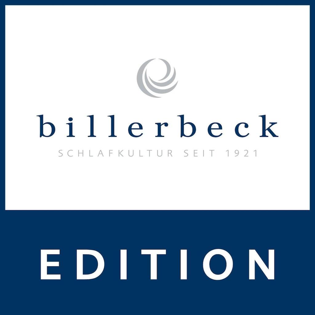 billerbeck Einziehdecke »Sylvie Superlight«, Füllung 80% neue, reine Entendaunen, weiss, 20 % Entenfederchen, Klasse I (Euro-Norm), Bezug 100% Baumwolle, (1 St.)