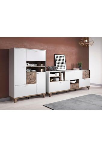 TRENDMANUFAKTUR Wohnwand »Move«, (Set, 2 St.) kaufen