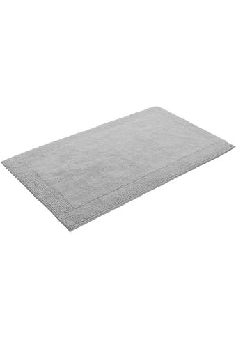 Grund Badematte »LUXOR«, Höhe 15 mm, fussbodenheizungsgeeignet, beidseitig verwendbar kaufen