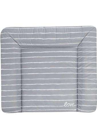 """Zöllner Wickelauflage """"Grey Stripes"""", (1 - tlg.) kaufen"""