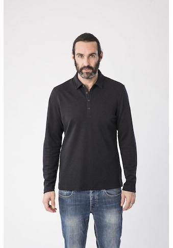SUPER.NATURAL Poloshirt »M WAYFARER LS POLO« kaufen