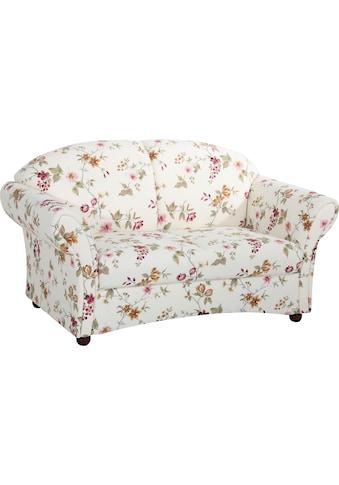 Max Winzer® Sofa »Carolina«, im romantischen Look, 2-Sitzer oder 2,5-Sitzer kaufen
