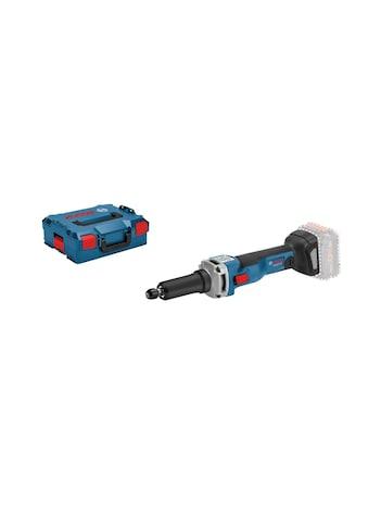 Bosch Professional Akku-Geradschleifer »GGS 18V-23 LC Solo, L-Box« kaufen