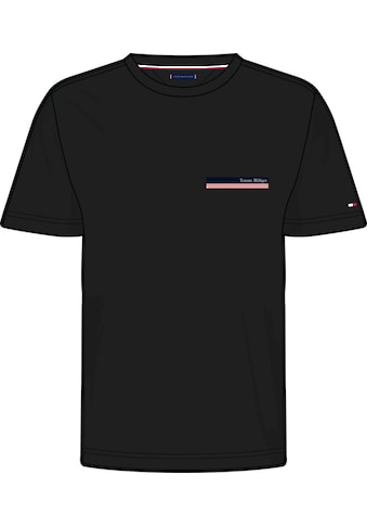 TOMMY HILFIGER T - Shirt »TH COOL SMALL CORP CHEST TEE« kaufen