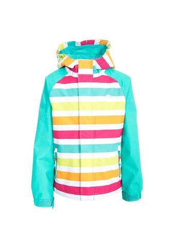 Trespass Outdoorjacke »Kinder / Mädchen Jacke Wishbone, wasserfest« kaufen