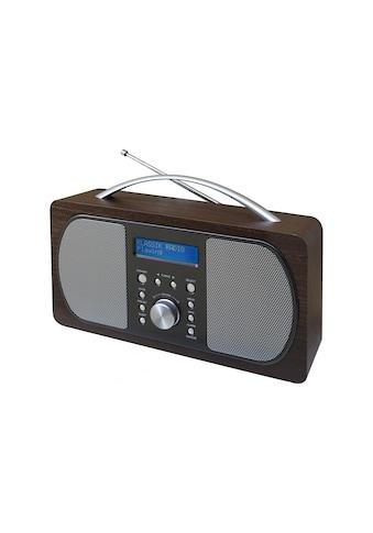 Soundmaster Digitalradio (DAB+) »DAB600 Braun«, (CD Digitalradio (DAB+)-FM-Tuner ) kaufen