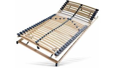 Breckle Lattenrost »Manao Fix 30 Leisten«, 30 Leisten, Kopfteil manuell verstellbar,... kaufen