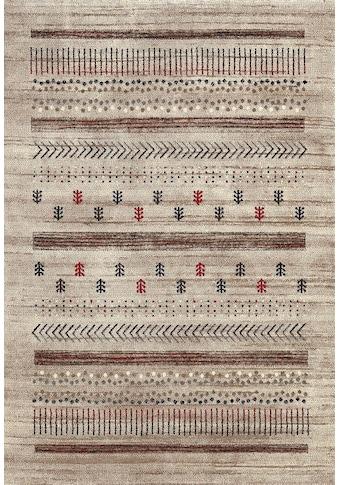 merinos Teppich »ETHNO«, rechteckig, 13 mm Höhe, Wohnzimmer kaufen
