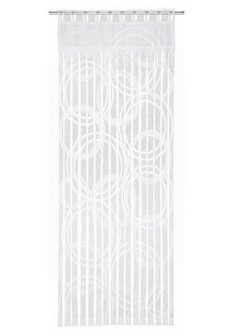 Fadenvorhang, »Rügen«, WILLKOMMEN ZUHAUSE by ALBANI GROUP, Stangendurchzug 1 Stück kaufen