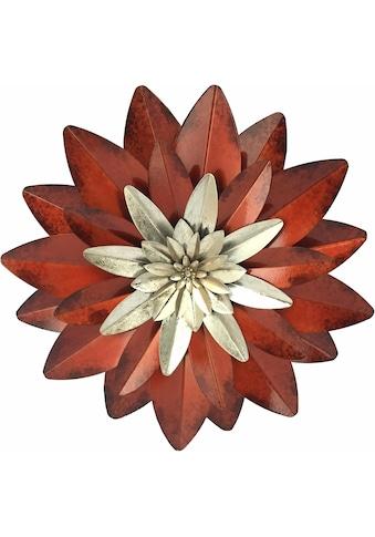 HOFMANN LIVING AND MORE Wanddekoobjekt »Blüte« kaufen