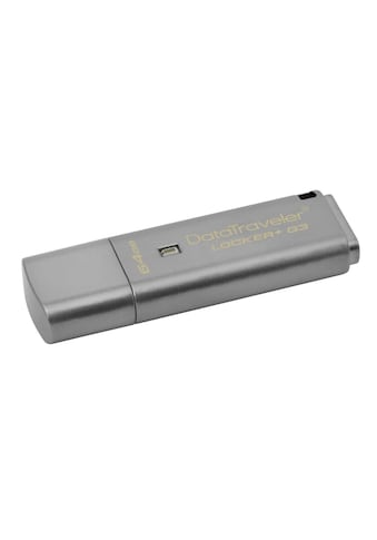 USB - Stick, Kingston, »DataTraveler Locker+ G3 USB3.0 64 GB« kaufen