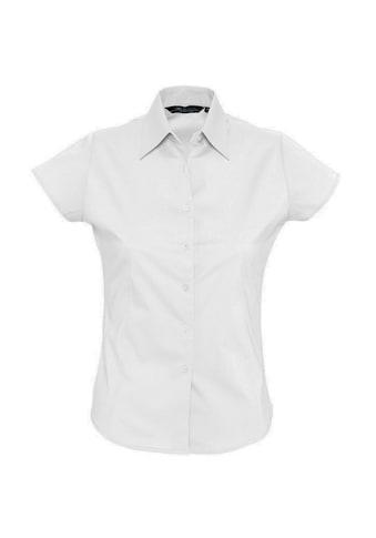 SOLS Hemdbluse »Damen Excess Bluse / Arbeitsbluse, Kurzarm« kaufen