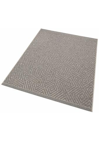 Teppich, »Sea«, freundin Home Collection, rechteckig, Höhe 4 mm, maschinell gewebt kaufen