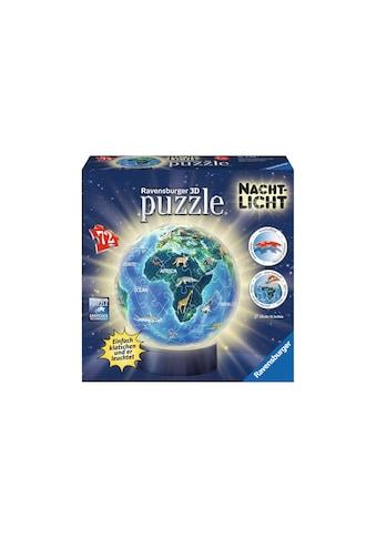 Ravensburger 3D-Puzzle »Erde bei Nacht Nachtlicht« kaufen