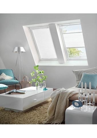 GARDINIA Dachfensterplissee, blickdicht, ohne Bohren, passend für Velux Dachfenster kaufen
