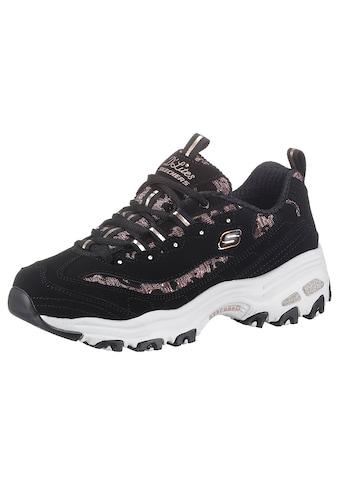 Skechers Sneaker »D´LITES  -  FANCY LEOPARD« kaufen