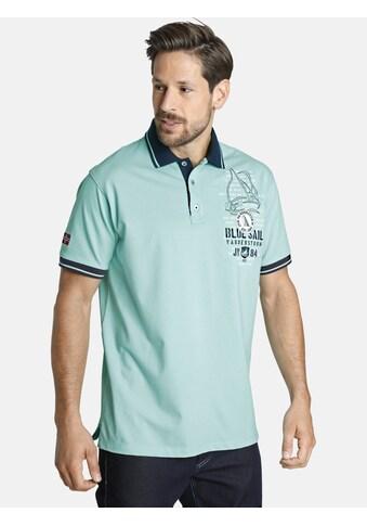 Jan Vanderstorm Poloshirt »DAGNAR«, bequeme Passform kaufen