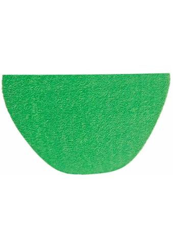 HANSE Home Fussmatte »Deko Soft«, halbrund, 7 mm Höhe, Fussabstreifer, Fussabtreter,... kaufen