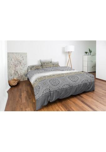 Nobilium Bettbezug »Bo, Baumwoll-Satin«, (1 St.), orientalisches Design kaufen
